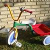 Cyklen er brugt, men ellers i pæn stand.